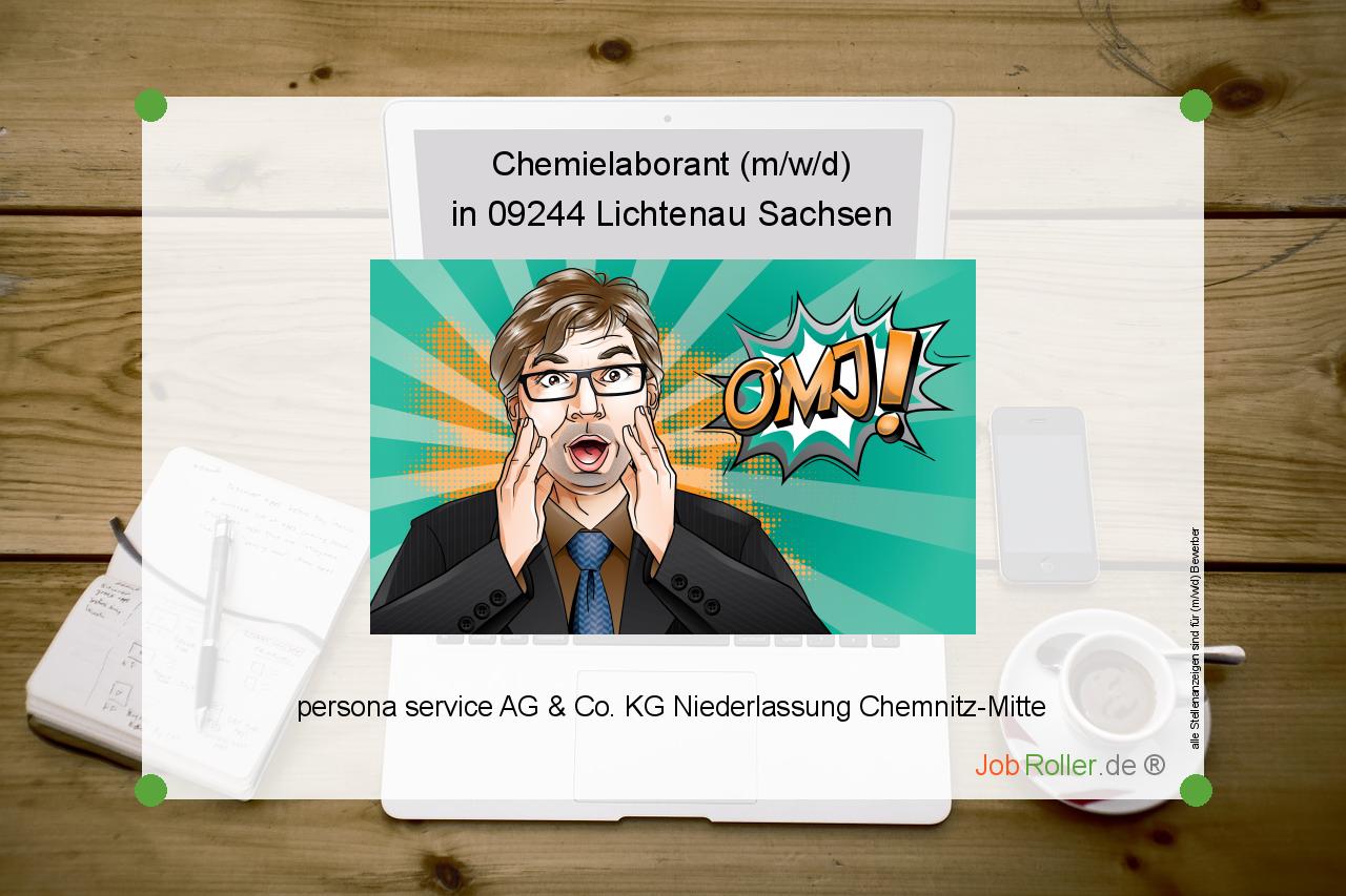 Chemielaborant M W D In Lichtenau Teamleiter Stellenanzeigen Logistik