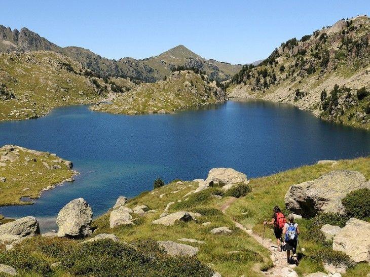 5 Rutas Para Disfrutar El Valle De Arán En Verano Paisajes Viajes Rutas De Senderismo