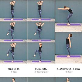 11 standing ab exercises to flatten your tummy  standing