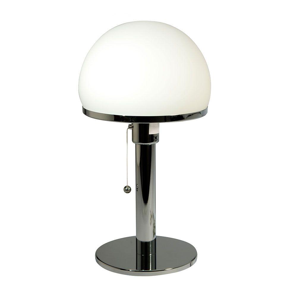 Wilhelm Wagenfeld Lampe WA24 Die von Wilhelm Wagenfeld entworfene WA24L ist eine der ...