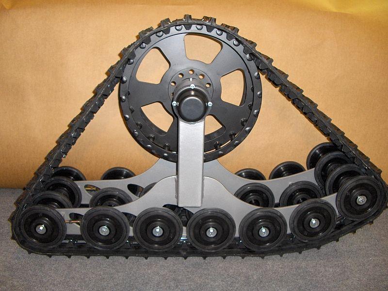 Alaska Tracks Pedition Dominator Track Systems Gear