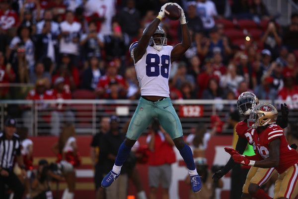 Dez Bryant Photos Photos: Dallas Cowboys v San Francisco 49ers #dezbryant