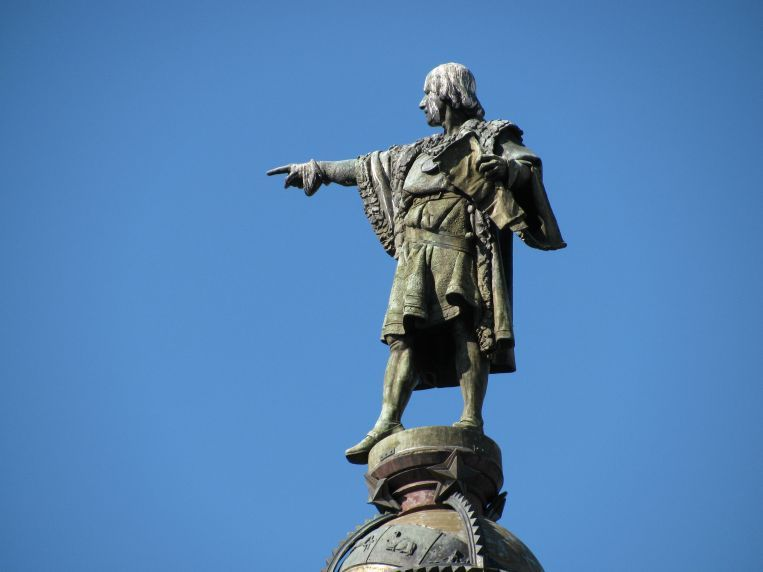 La CUP pedirá retirar la estatua de Colón de Barcelona y que el 12 de octubre no sea festivo