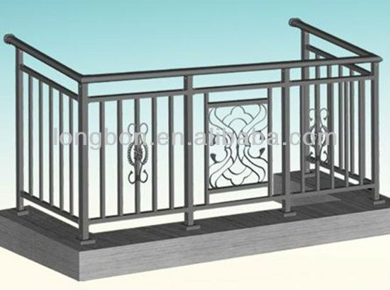 Modern terrace railing design google search for my for Terrace railing design