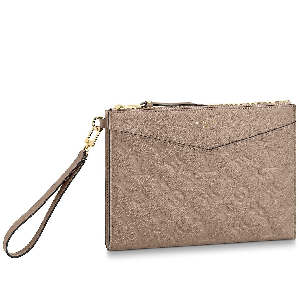 Products by Louis Vuitton Pochette Mélanie MM in 2020