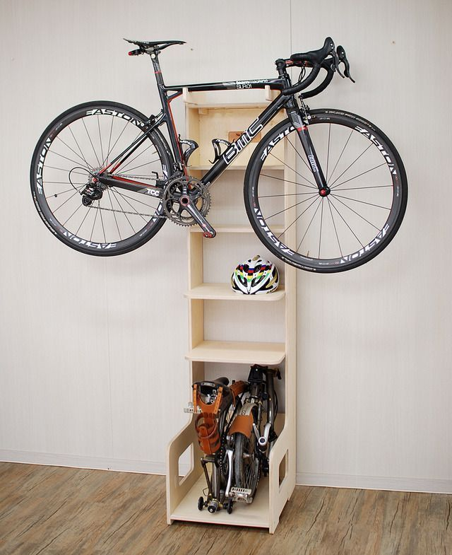 17 Amazing Bike Storage Ideas You Just Have To See Fahrradraum