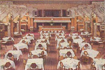 Imperial hotel 1916 tokyo japan frank lloyd wright for Sala 976 latin palace