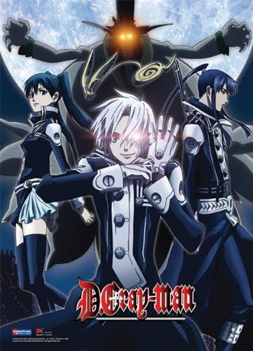 D.Gray-Man Serien Stream