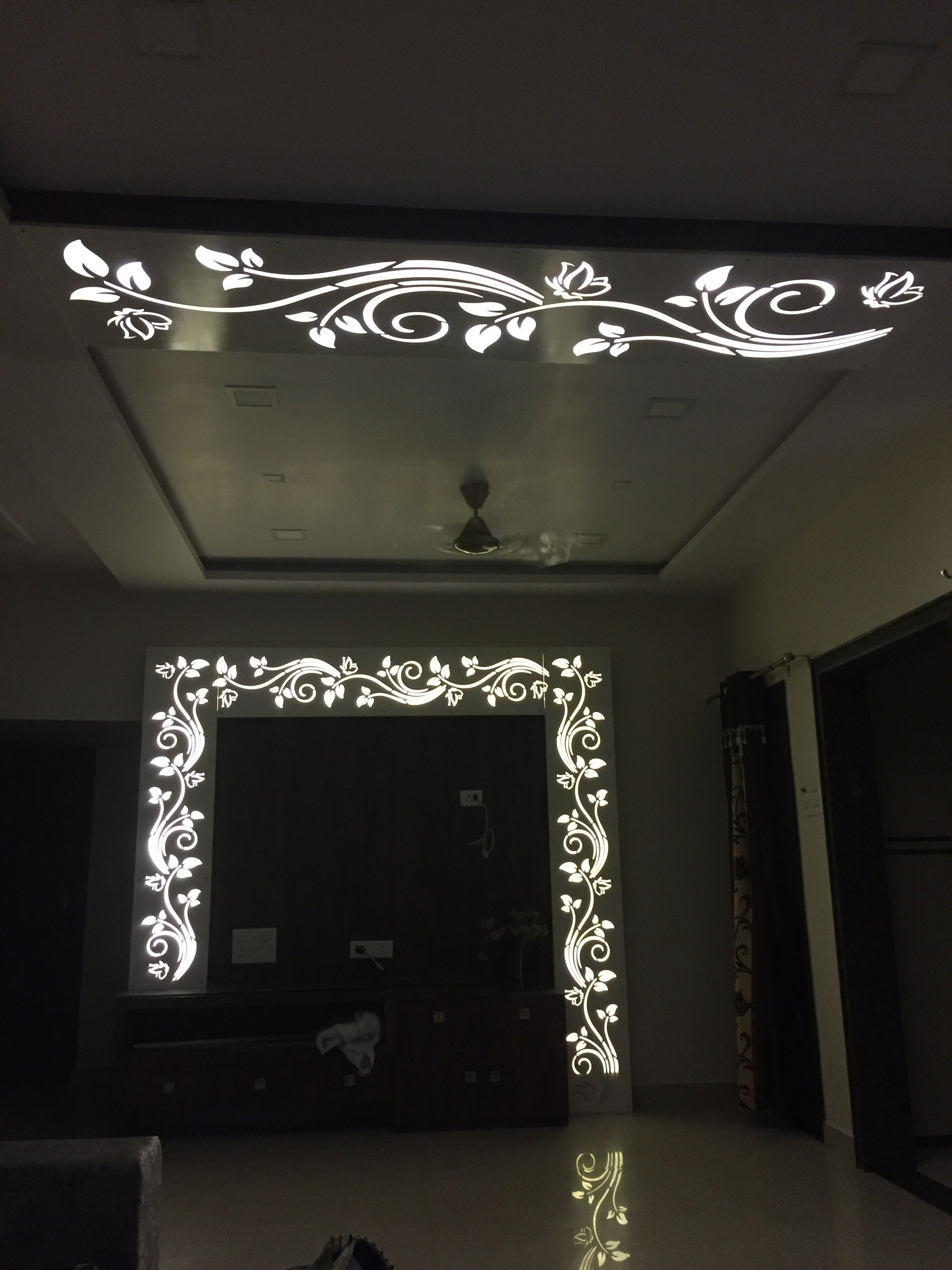 Latest Lcd Panel Design Gallery With Images: Ceiling Design Modern, Ceiling Design Bedroom