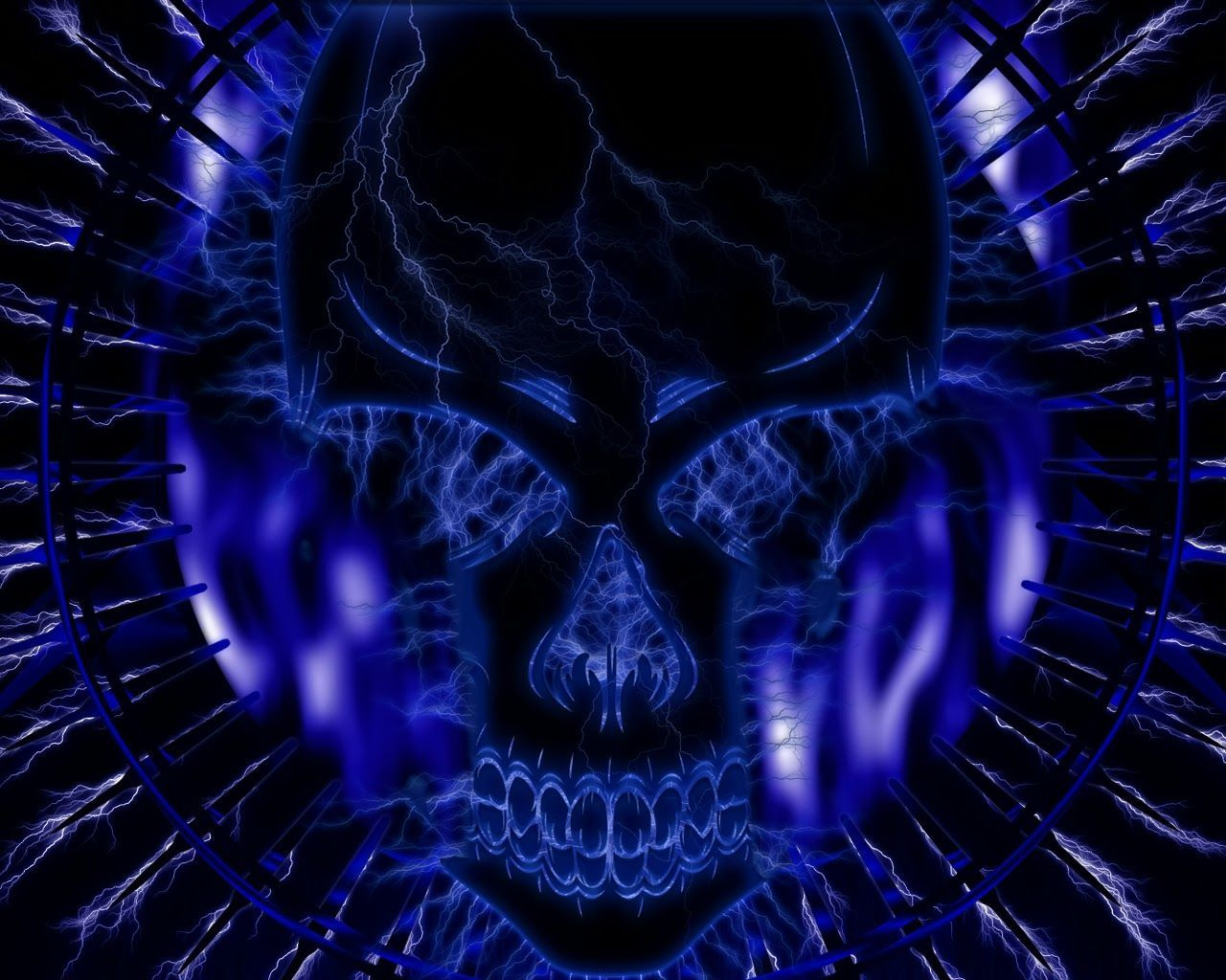 Skull Wallpaper Hd Collection For Free Download Обои с