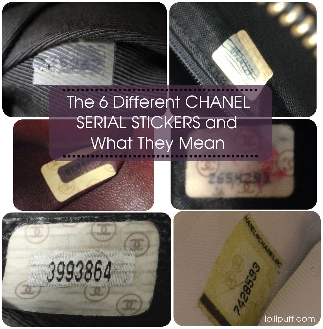 1e88973b8 Use our guide to date and do some Chanel authentication. :) Chanel has been  making bags for well over 50 years. From the very beginning, these bags  have ...