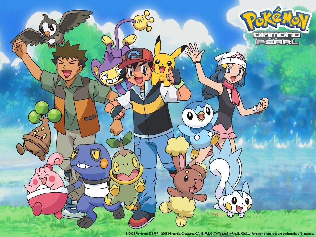 Pokemon Diamond And Pearl Wallpapers Pokemon Cute Pokemon Wallpaper Pokemon Diamond And Pearl