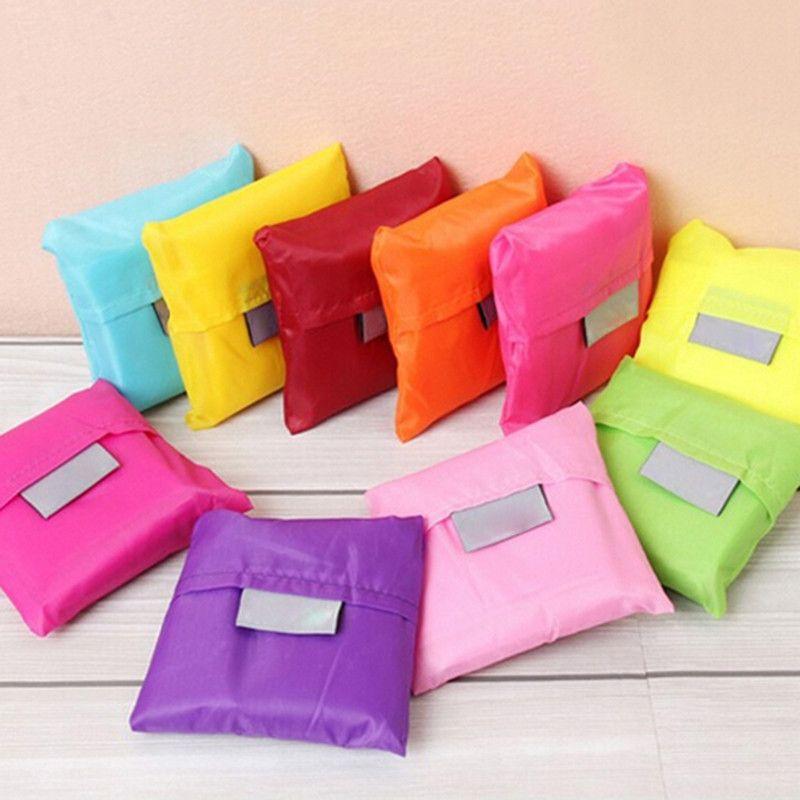2017 Creativo Pieghevole Shopping Bag Protezione Ambientale Piccolo  Pratiche di Viaggio Multifunzione Donne Casuali FreeShipping N627 46518b3b48c9c