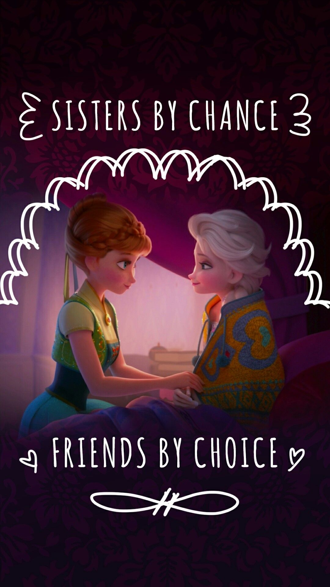 Frozen Sisters Love Quotes - Year of Clean Water
