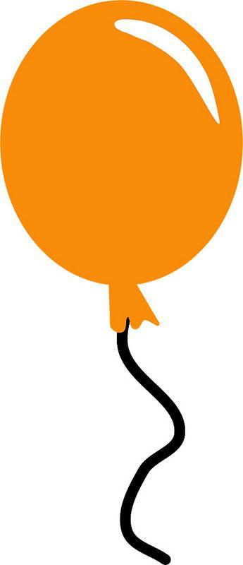 Balloon Orange Christmas Photo Booth Props Balloons