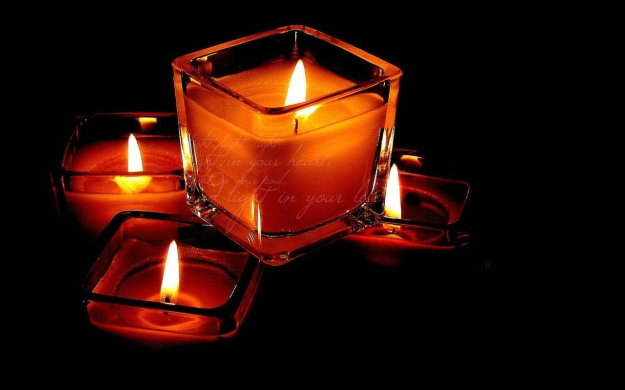 Candles Wallpaper By Candle Light Candles Wallpaper Candles Flickering Candles
