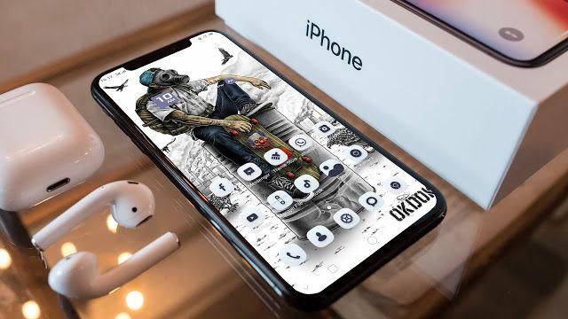Pin Oleh Salma Rosidah Di Aurora Iphone Aplikasi Ponsel