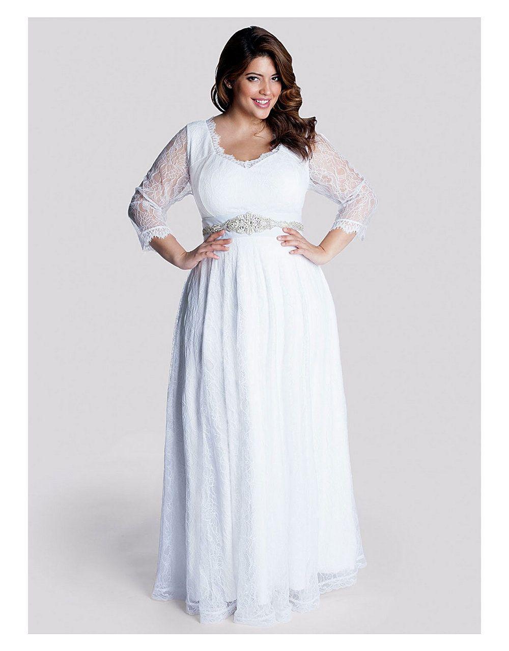 Rosalie Wedding Gown Sonsi Plus Size Wedding Dresses With Sleeves Wedding Dress Long Sleeve Wedding Dresses Plus Size [ 1280 x 1000 Pixel ]
