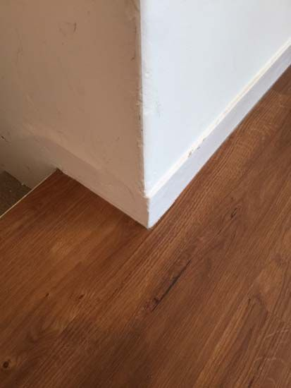 Smooth Floors Amtico Wood Strip South London Private Residence