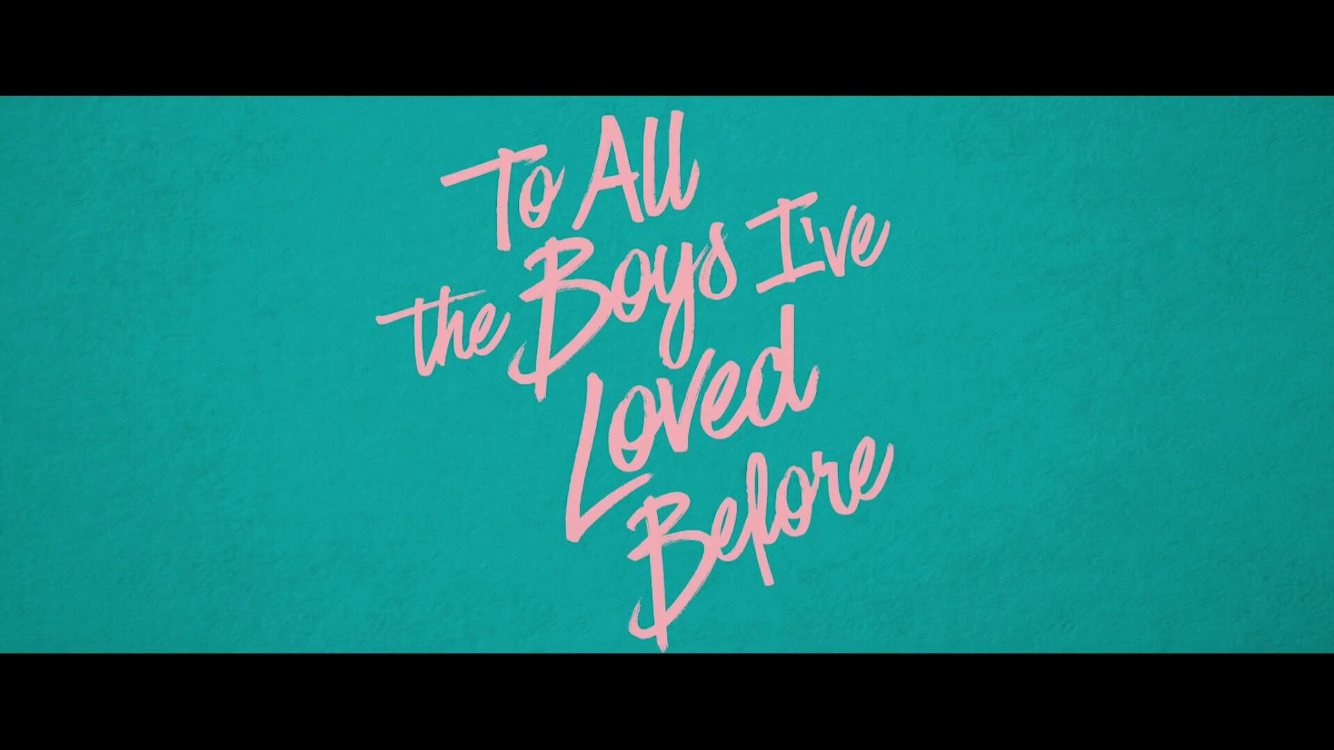 To All The Boys I Ve Loved Before Movie With Images Boys Best