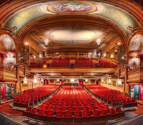 Paramount Theater in Austin TX.
