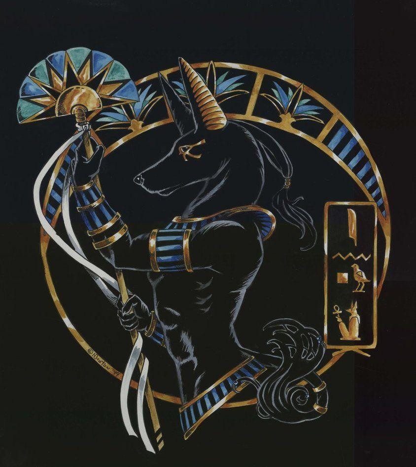 anubis t shirt design by ~Hbruton on deviantART