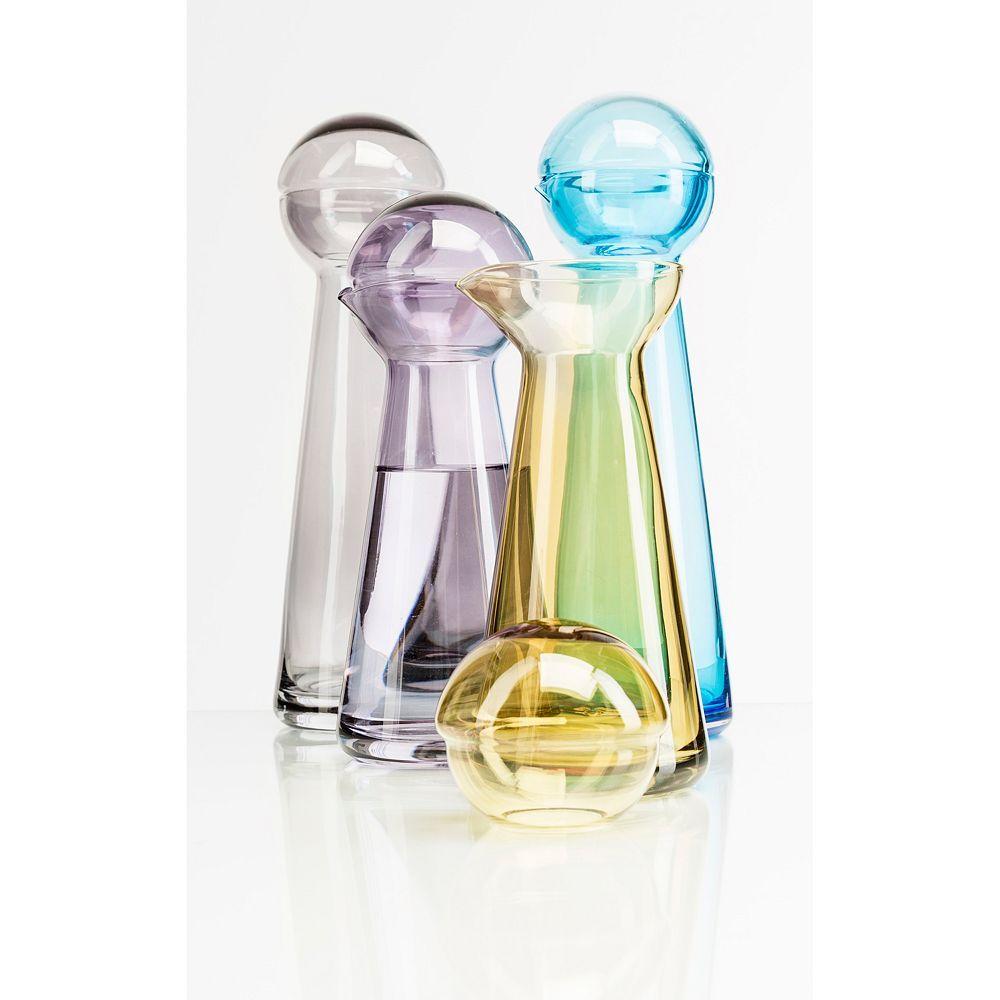 Sagaform Four-Piece Glass Birdie Carafe Set evine.com   With Dinah ...