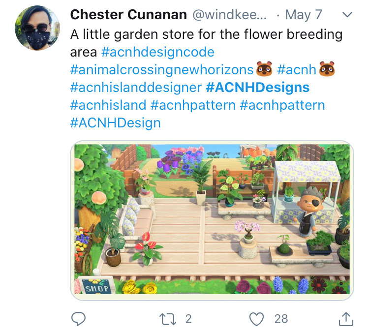 Find And Follow Posts Tagged Acnhdesigns On Tumblr Animal Crossing Tumblr Comics Cherry Blossom Petals