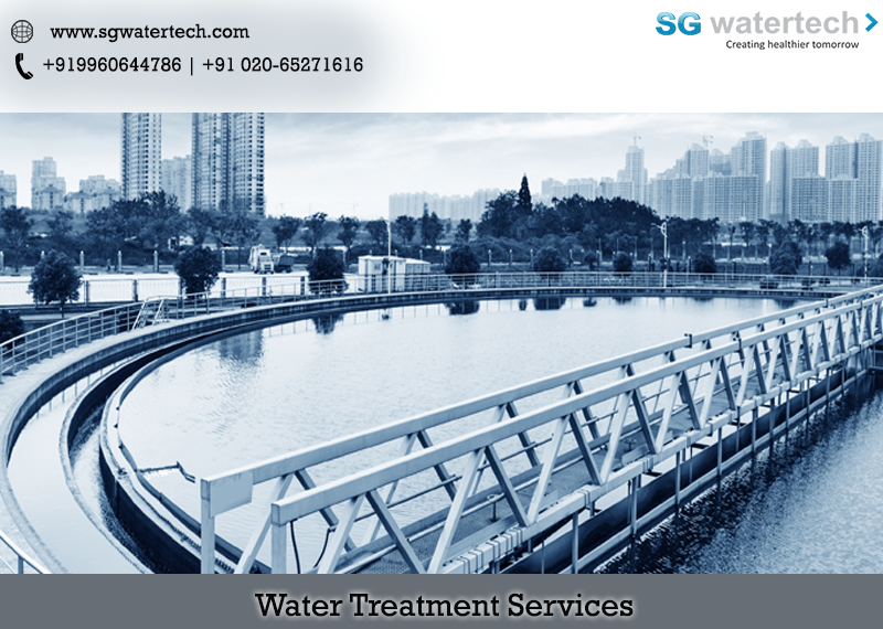 Intending To Render Efficient Water Treatment And Wastewater Treatment Solutions Sg Watertech Brings Ahe Wastewater Treatment Water Treatment Plant Wastewater