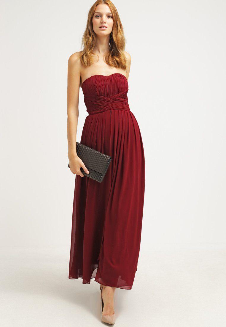 Mit diesem Kleid wirst du zur Ballkönigin. YAS YASMOLLY - Ballkleid - cabernet für 129,95 € (14.03.16) versandkostenfrei bei Zalando bestellen.