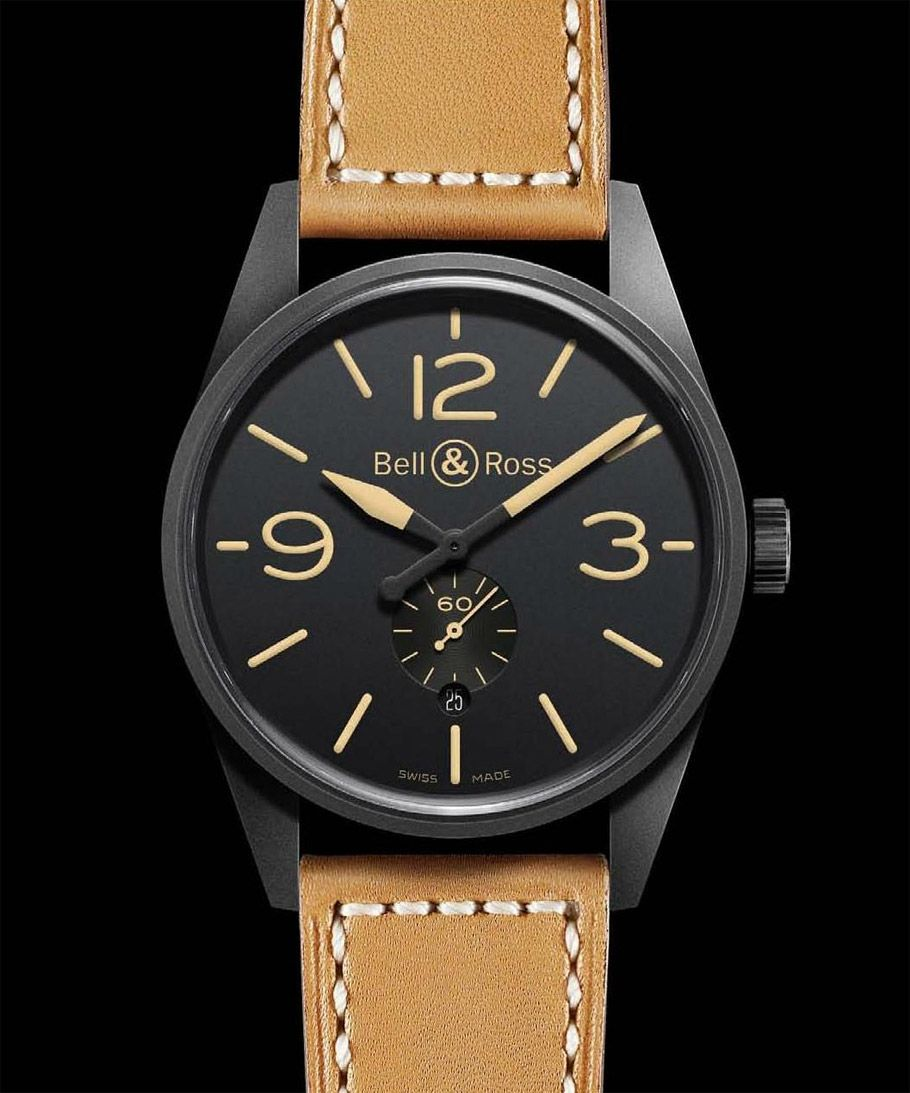 Bell And Ross 123 Watch