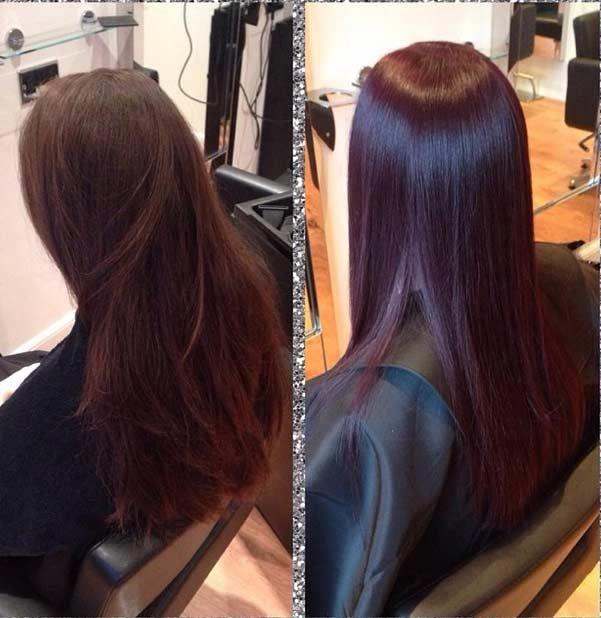 Wella Koleston Perfect 55 55 Mahogany Hair Hair Color Hair
