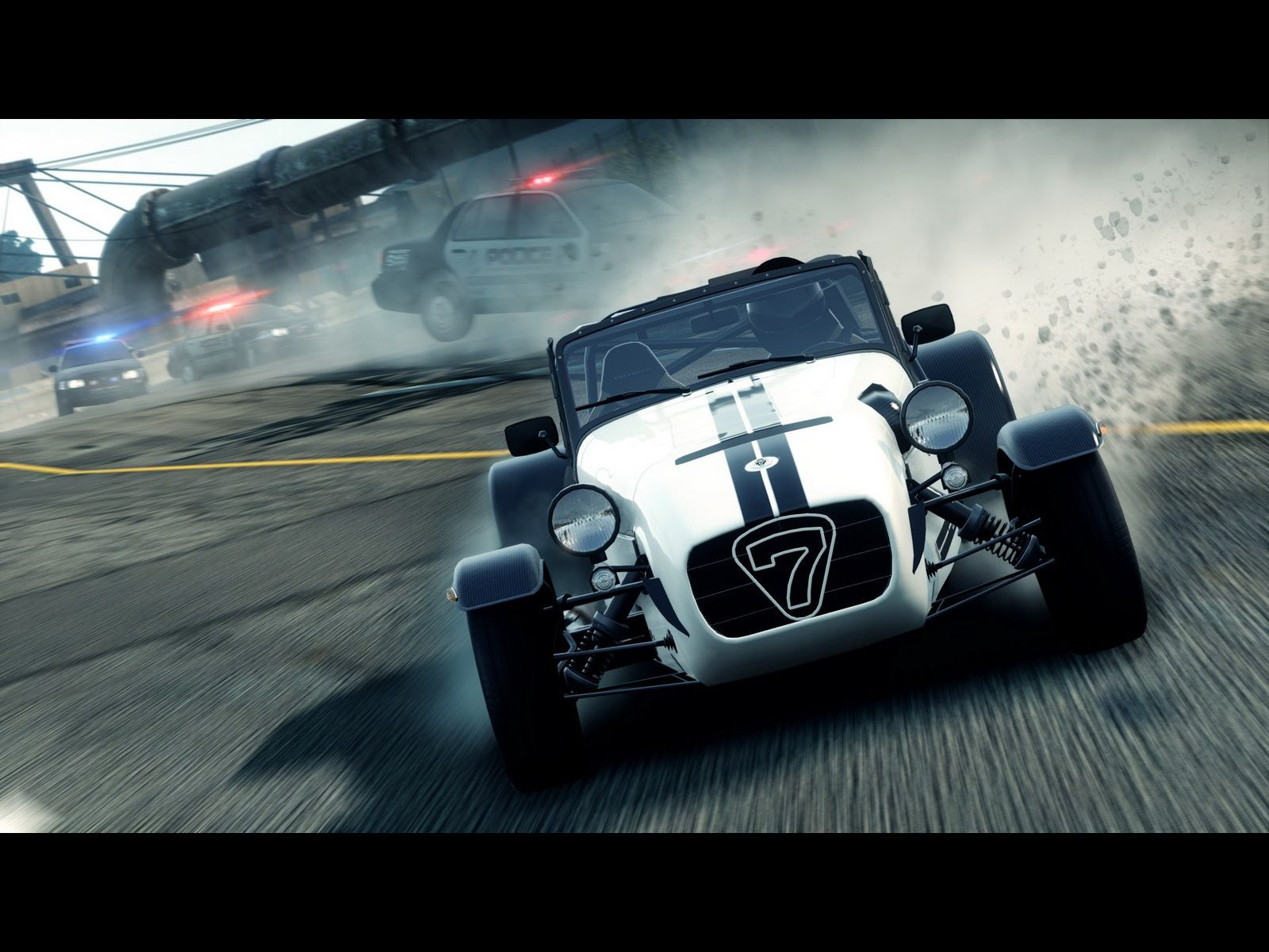 Need For Speed Most Wanted Video Game Need For Speed