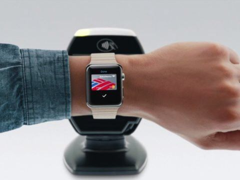 How to use Apple Pay on an Apple Watch with your debit or