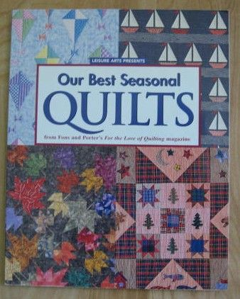 BOOK. - Fons and Porter Our Best Seasonal Quilt | magazines i like ... : seasonal quilt patterns - Adamdwight.com