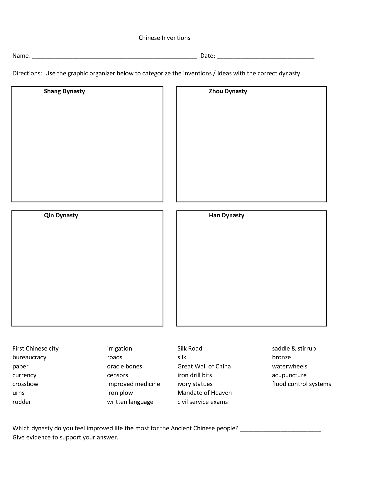 worksheet Ancient China Worksheets 111577266 png ancient china pinterest png