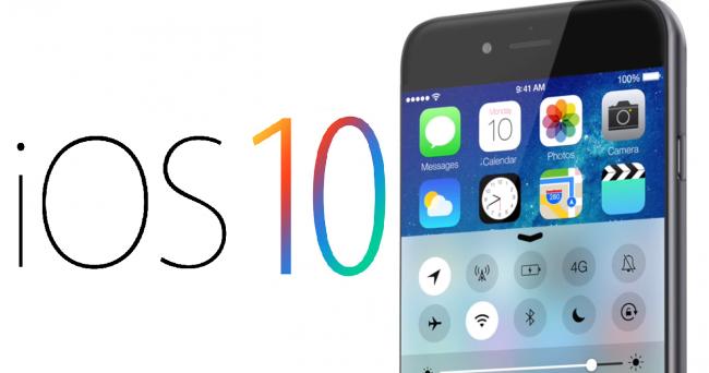 Apple iOS 10 has been released. Ios 10, Apple ios