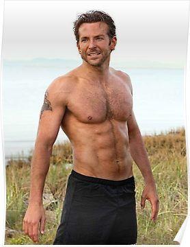 Bradley Cooper Actor Poster In 2020 Bradley Cooper Shirtless