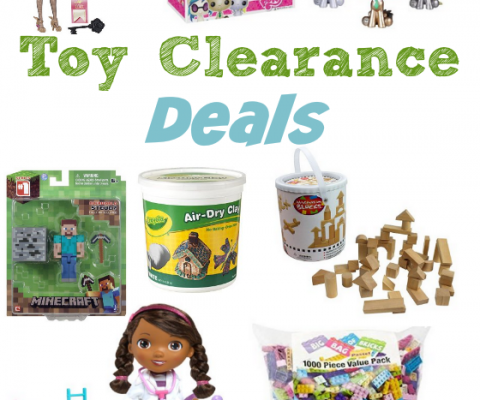 Toy Clearance Deals 560