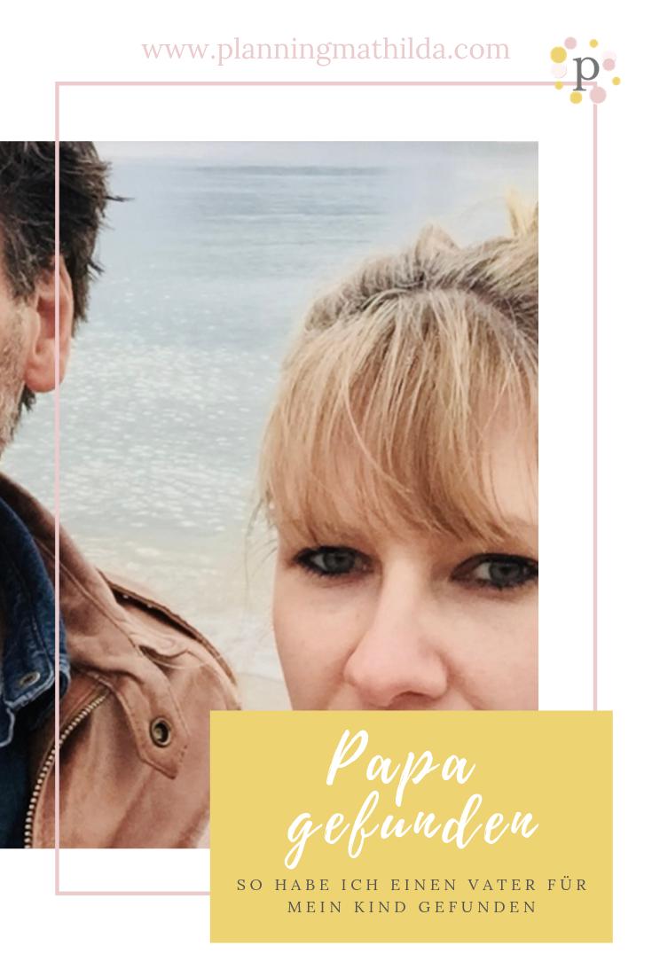 Wie ich meinen Co-Papa gefunden habe | planningmathilda in
