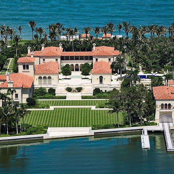 Beach Mansion, Palm Beach