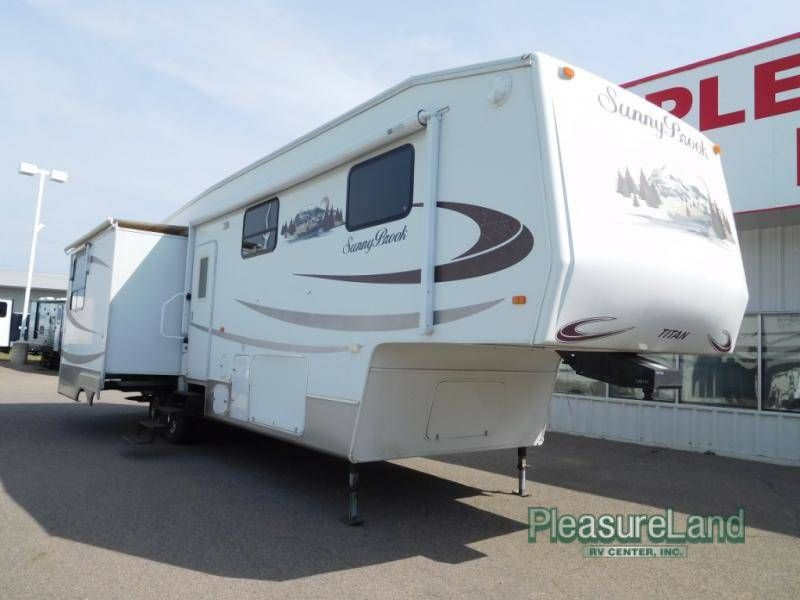 2008 Sunnybrook Titan LX 33CKTS for sale - St  Cloud, MN | rv