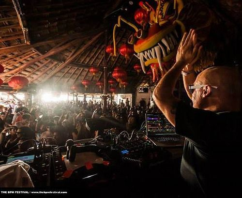 """""""Thank you Danny Tenaglia DJ for closing #BPM2014 the proper way! Here's to #BPM2015! #Night10"""" The BPM Festival... more 'This Week In Pictures'"""