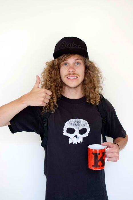 Blake Anderson With Short Hair   Blake Workaholics Hair