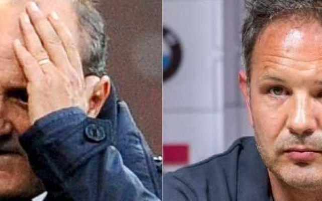 Rossi e Mihajlovic destini incrociati #rossi # #sampdoria # #mihajlovic # #fiorentina