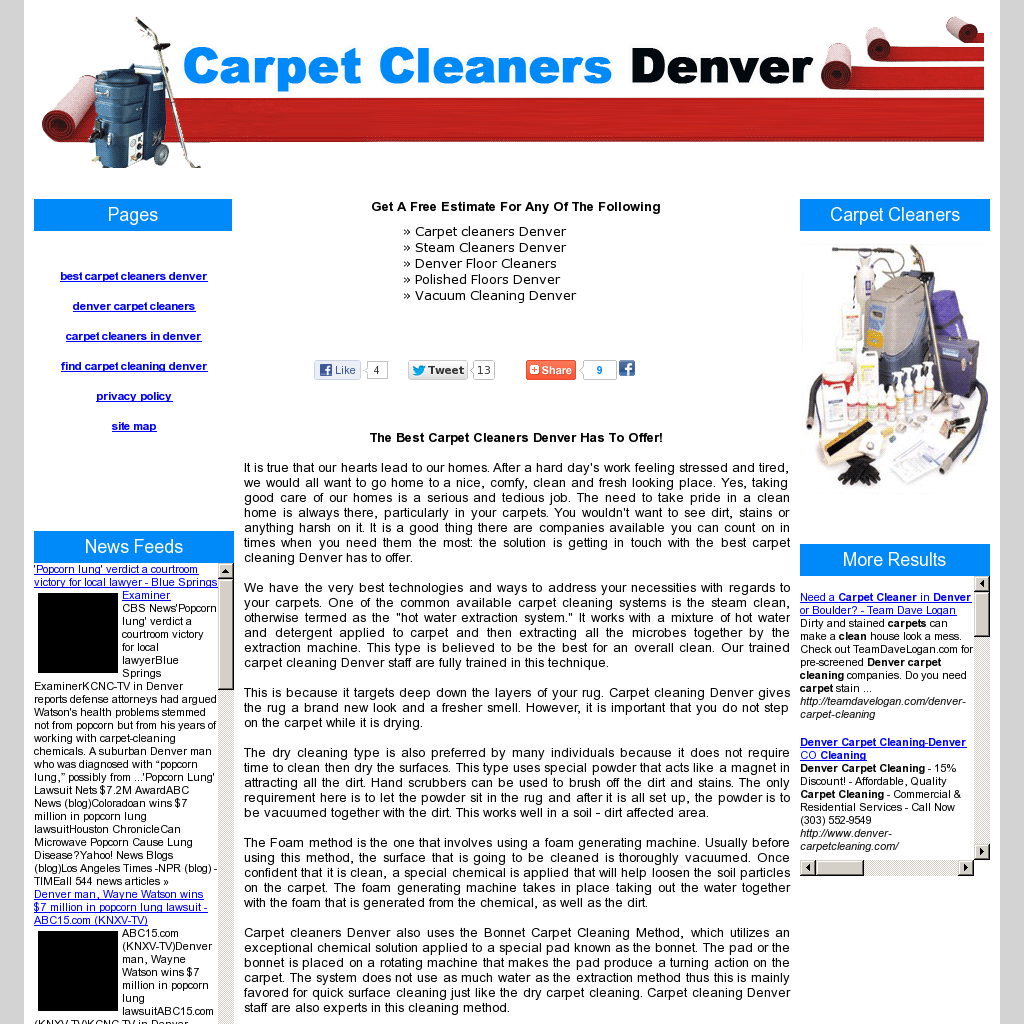Find The Best Carpet Cleaners Denver Has To Offer Our Carpetcleaning Denver Experts Will Give You The Best Prices And The Most Professional Service