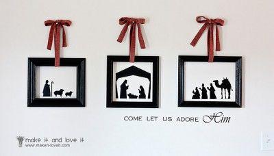 Nativity projects