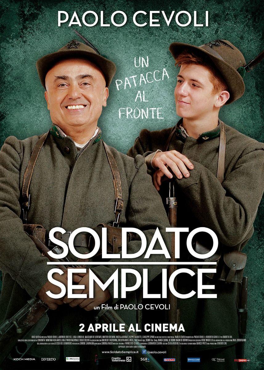 Soldato Semplice 2015 Film Soldato Cinema