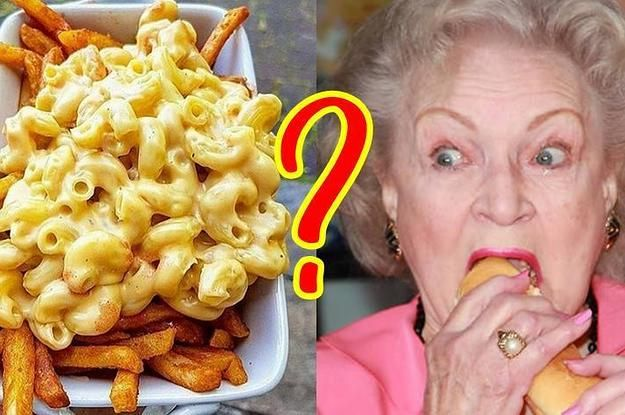 answer six questions about food and we ll tell you what age you ll live to