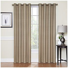 Sundown By Eclipse Room Darkening Thermal Panel Thermal Panels Curtains Window Treatments Home